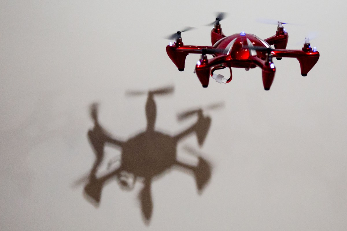 drone pas cher fpv
