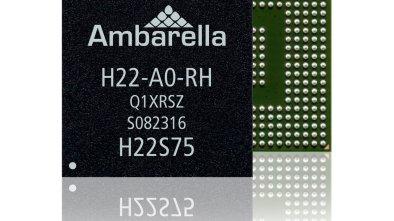 ambarella ces h22
