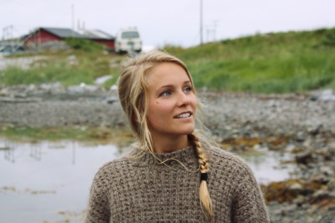 Christine Spiten blueye underwater drone pioneer