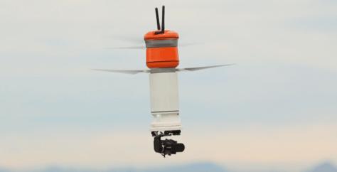 Ascent AeroSystems Sprite drone