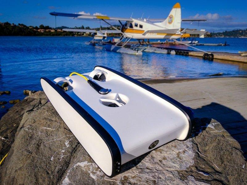 The Trident underwater drones