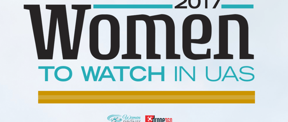 women to watch 2017 drone360