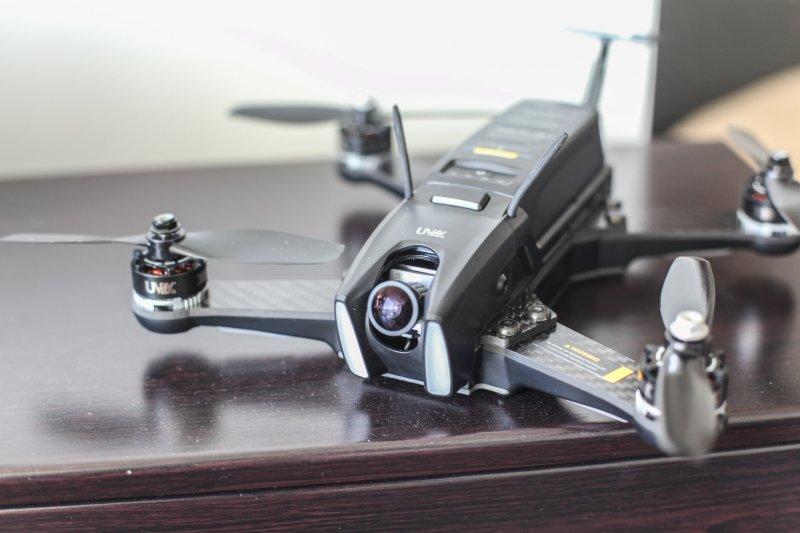 draco uvify racing drone