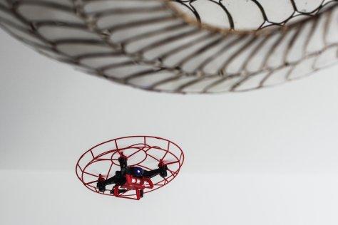 aura drone cage