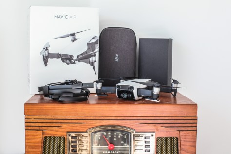 DJI Mavic Air vs. Mavic Pro vs. Spark