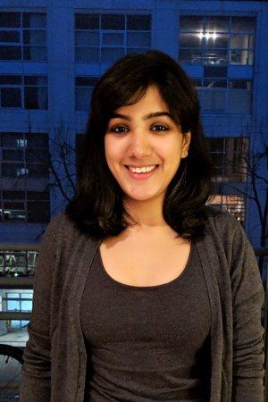 Sonal Baid kittyhawk drone girl india