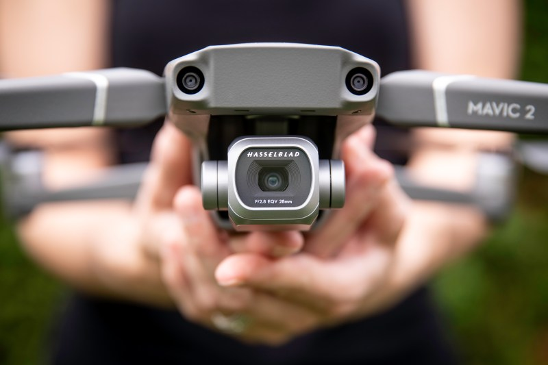 dji Mavic 2 best drones 2020 photographers hasselblad
