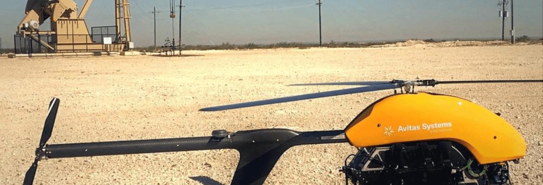 Avitas FAA shell BVLOS drone
