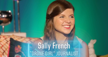 Drone Girl Nerd Girl Nation IEEE drones exoplanets sally french