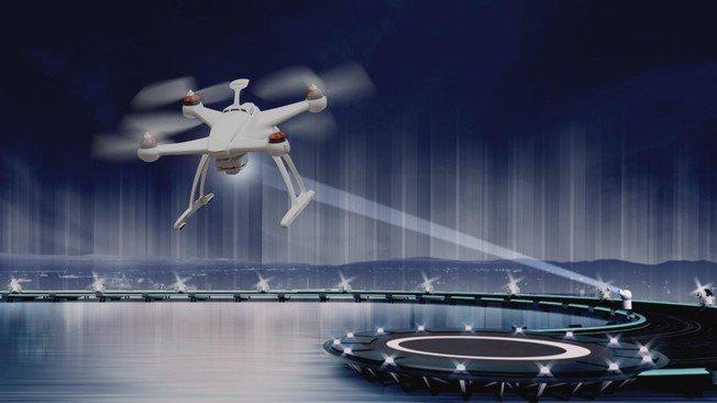 LakeDiamond diamonds drones laser diamond