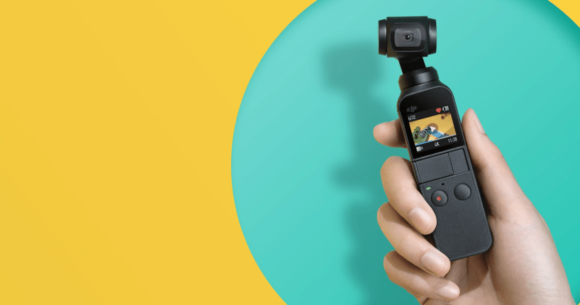 DJI Osmo Pocket shipping