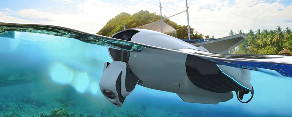 PowerDolphin PowerVision CES 2019 underwater drone