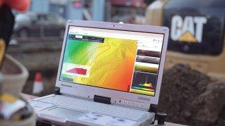 Delair software Intel Insights data uav aerial construction