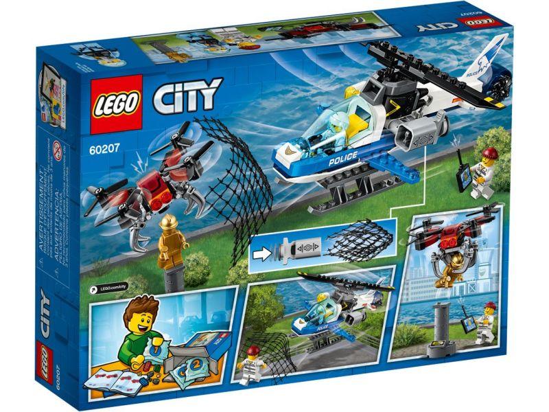 LEGO police drones controversy