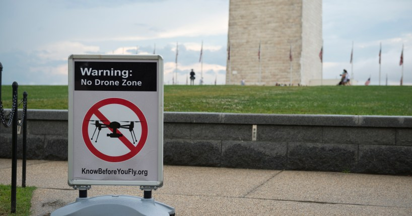 drone lobbying groups faa lobbyists us