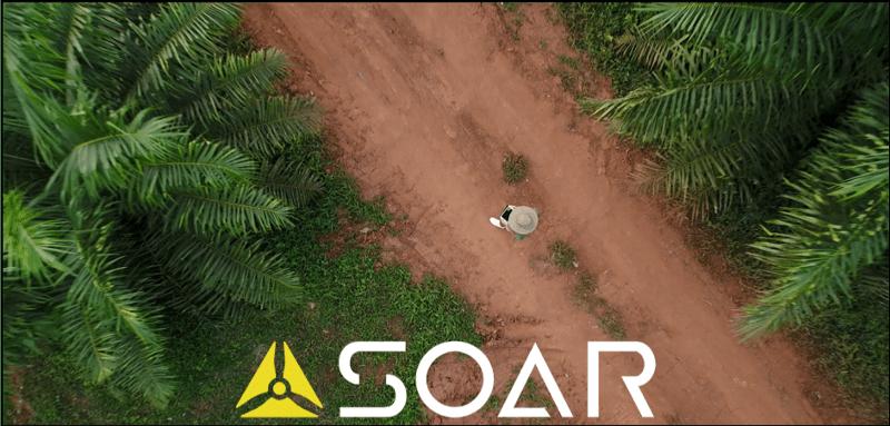 Soar drone aerial stock image photos