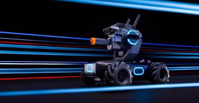 DJI RoboMaster S1 STEM educational rover drone