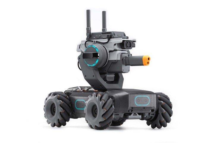 RoboMaster S1 educational STEM drone rover DJI