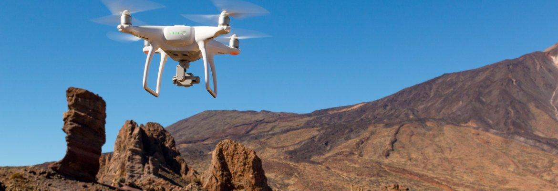 enterprise drone adoption drone deploy DJI Phantom 4