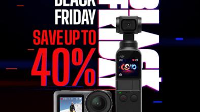 DJI Black Friday 2019 sale