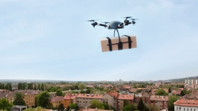 support drone delivery study