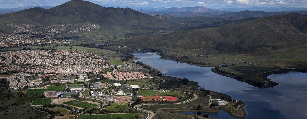 Chula Vista coronavirus lockdown aerial drones police San Diego California