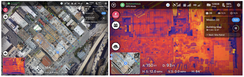 Advanced Thermal Control DroneDeploy