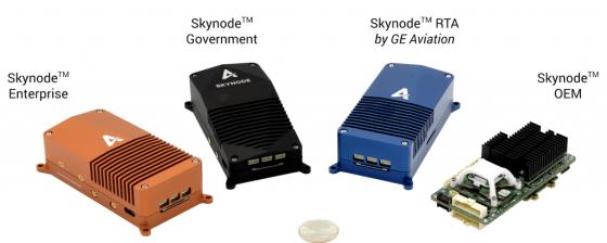 Auterion Skynode Pixhawk drone brain