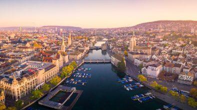 Switzerland Swiss drone FAA partnership