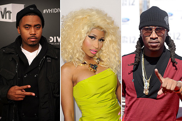 Nas, Nicki Minaj, Future