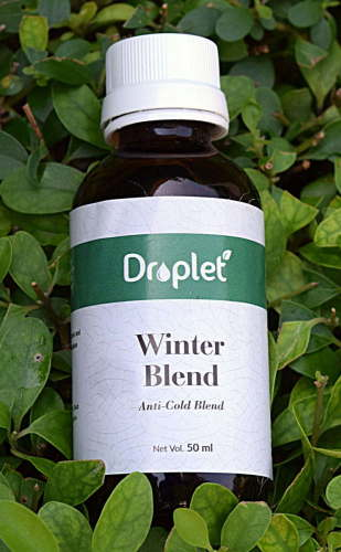 winter blend by droplet care