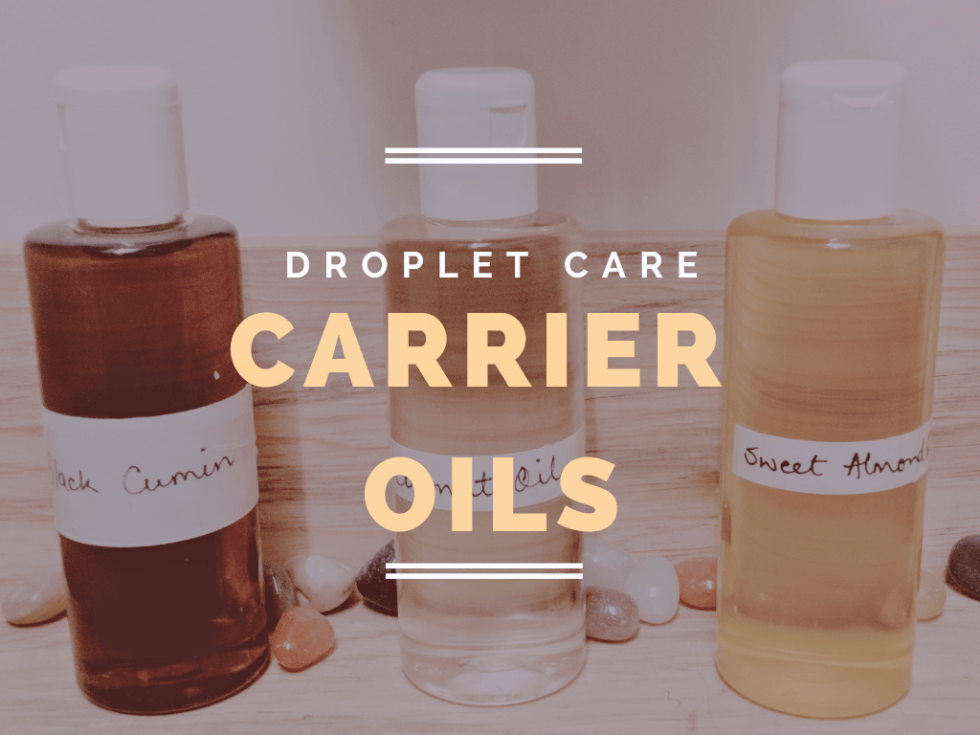 Droplet Carrier Oils
