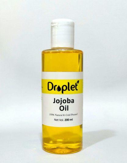 natural Jojoba oil