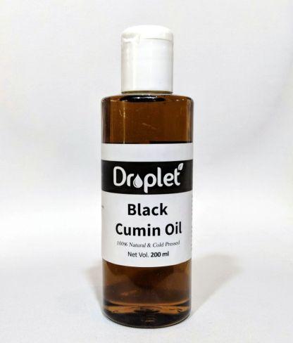 Natural Black Cumin Oil