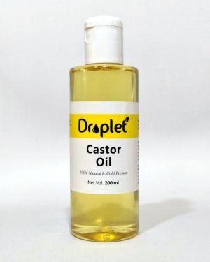 coldpressed natural castor oil
