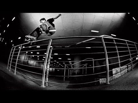 Mark Suciu Makes His Official Debut for adidas Skateboarding