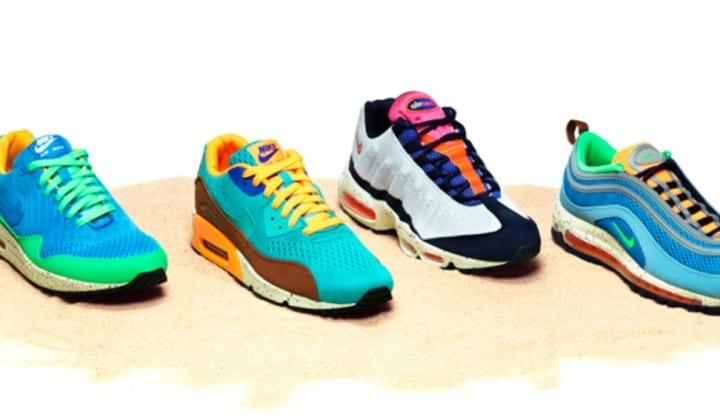 "Nike Air Max ""Beaches of Rio"" Collection"