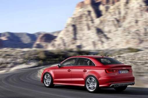 2015 Audi S3 Sedan