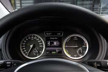 2014 MERCEDES-BENZ B-CLASS ELECTRIC DRIVE – OFFICIALLY UNVEILED