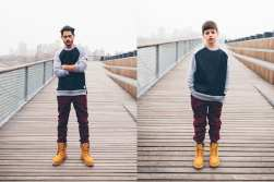 Kith NYC Spring 2013 White Label Lookbook