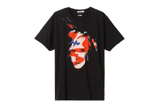 """Andy Warhol x Uniqlo 2013 Spring/Summer """"UT"""" Collection"""