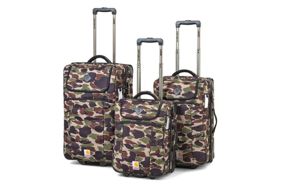 Carhartt WIP x UDG 2013 Spring/Summer Luggage Collection