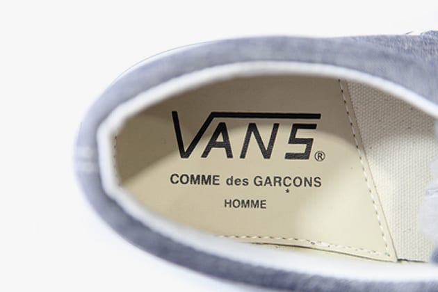 COMME des GARCONS HOMME x Vans Era