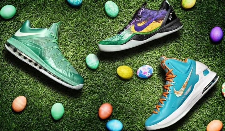 Nike Basketball 2013 Easter Collection