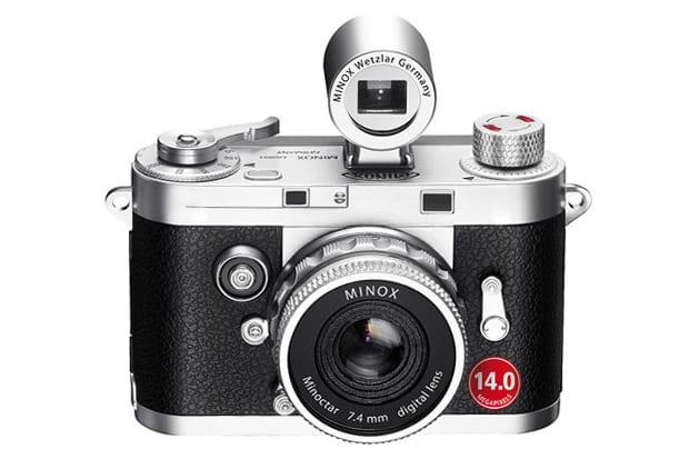 Minox DDC Miniature Leica Replica Camera