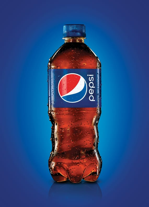 PEPSI LAUNCHES FIRST NEW BOTTLE IN 16 YEARS