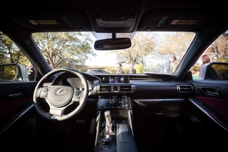 New 2014 Lexus IS