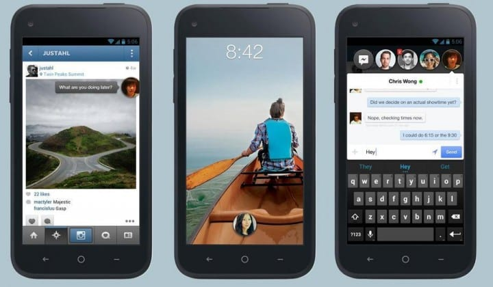 Facebook Home Unveiled
