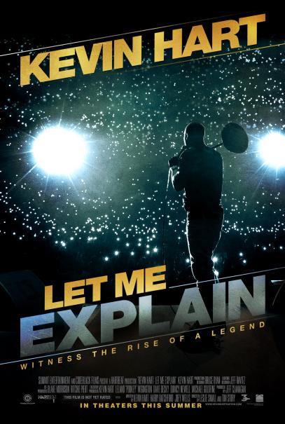 The New Trailer for Kevin Hart: Let Me Explain
