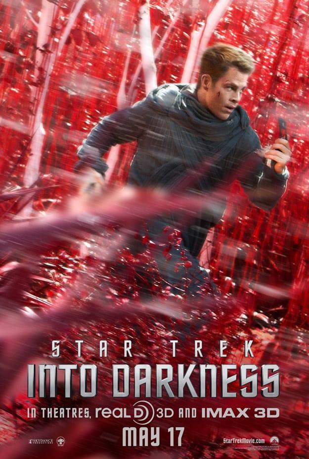 New Star Trek Into Darkness Trailer